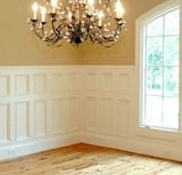 Living room wood walls??