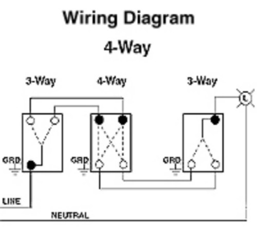 Another 3 way switch problem