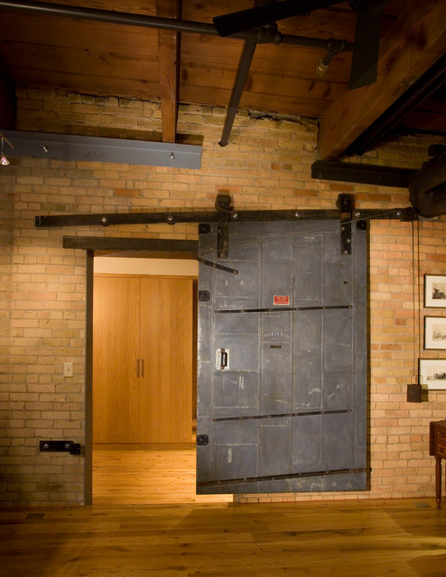 Modern Rustic Loft