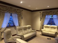 elaborate mansion - Traditional - Living Room - north west ...
