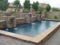 Pools for small spaces!
