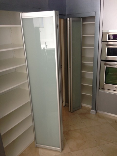 Bifold Doors  Contemporary  Closet  Miami  By Metro