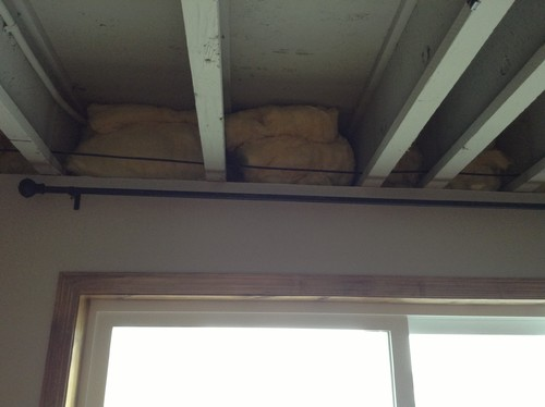 How To Cover Insulation In Basement