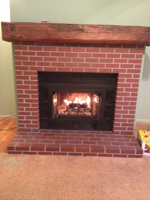 i need to decorate my living room coffee tables for formal red brick fireplace