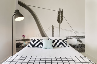Guest Room Welcomes Visitors To San Francisco ( Photos)