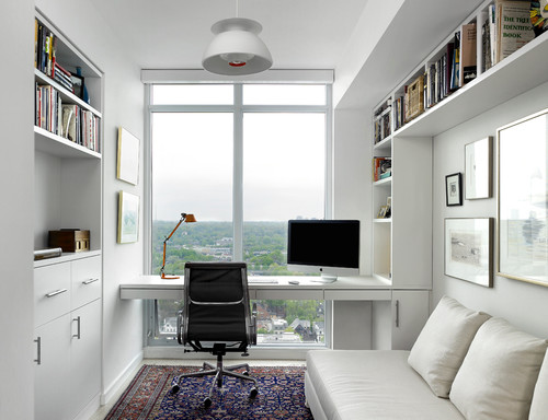 One Bedford Condo Suite
