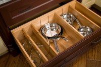 Deep Drawer Divider Kit - Traditional - Kitchen - seattle ...