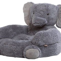 Kids Plush Chairs How To Make Bean Bag Chair Elephant Children S Character Contemporary
