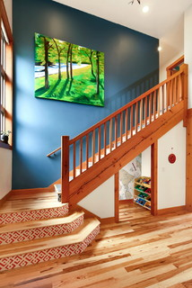 7 Staircase Design Ideas That Step Up The Storage And Style (7 Photos)