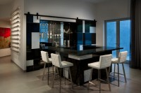 Bar - Contemporary - Home Bar - Phoenix - by Angelica ...
