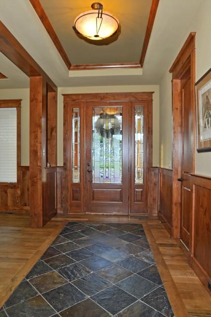 Castle Rock Craftsman Home  Craftsman  Entry  Denver