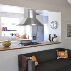 Home Decorators Tufted Sofa Stationary Kitchen - Contemporary Los Angeles By Tess ...