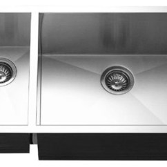 30 Kitchen Sink Hutch Buffet 33 Double Bowl 70 Contemporary Sinks Small Left