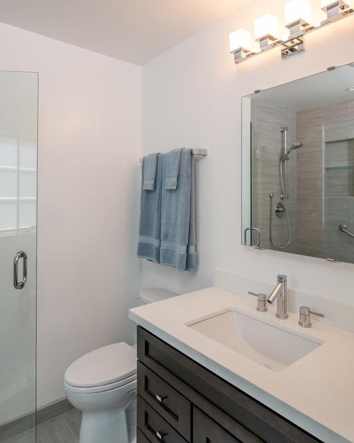 Rancho Santa Fe Bathroom Remodel  Modern  Bathroom  san diego  by Remodel Works Bath  Kitchen