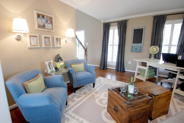 Home Office  Formal Living Room