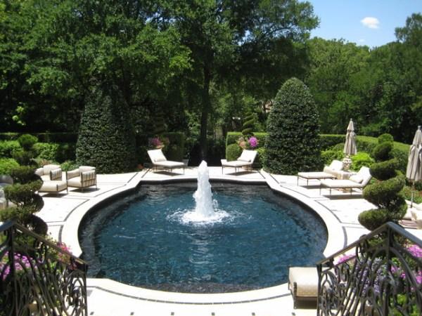 private swimming pools - contemporary