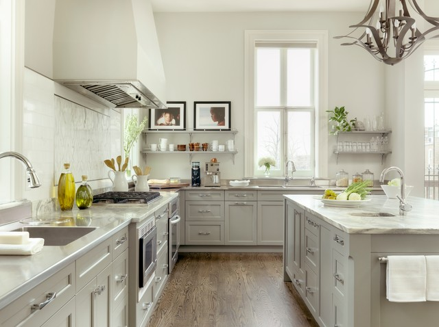 Kitchen Renovation In Lafayette Square Traditional Kitchen St