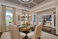 Living Rooms - Transitional - Dining Room - dc metro - by ...