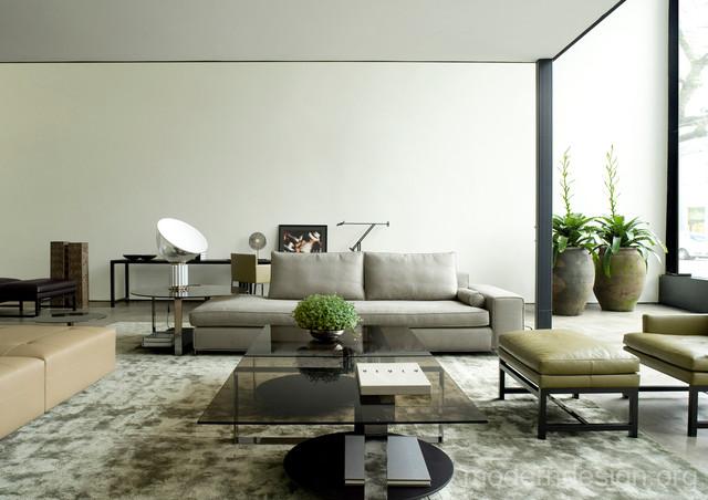 Contemporary Modern Living Room Design contemporary-living-room