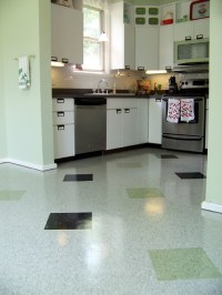Kitchen Flooring - Modern - Kitchen - Baltimore - by ...