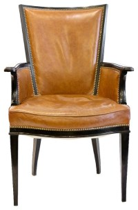 English Art Deco Armchair - Midcentury - Rocking Chairs ...