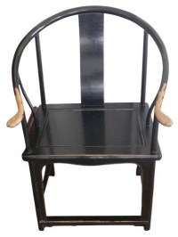 SOLD OUT! Pair of Chinese Barrel Chairs - $950 Est. Retail ...