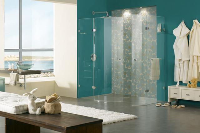 Badideen  Groe Bder  Modern  Badezimmer  Hamburg  von Badideen im Norden