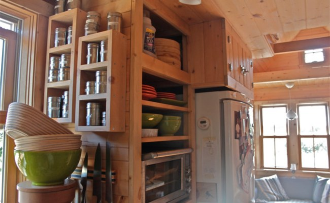 No 1 Moschata Tiny House On Wheels Traditional
