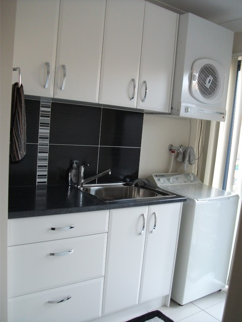 Laundry  Contemporary  Laundry Room  Brisbane  by