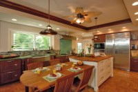 Hale Aina By The Sea - Tropical - Kitchen - Hawaii - by ...