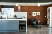 Eichler renovation - Midcentury - Kitchen - San Francisco ...