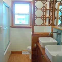 Sofas Companies Storage Mid-century Ranch Bathroom Remodel - Modern ...