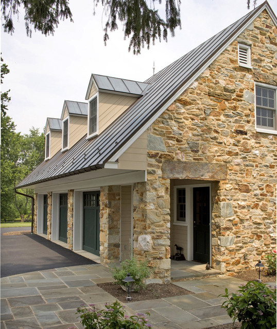 Hutchins Mill Traditional Garage Baltimore By Southfen Restoration Home Builder