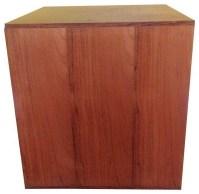 Milo Baughman Mid-Century Modern Rosewood Cube - Modern ...
