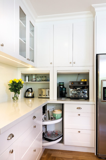 Foolproof Storage Solutions For Corner Kitchen Cabinets