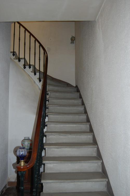 ide de couleur pour une monte descaliers