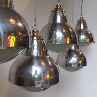 1930's French Pendant Lights - Eclectic - Pendant Lighting ...