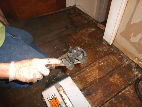 How to remove carpet glue off wood floor for How to clean glue off hardwood floors