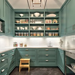 Kitchen Freestanding Pantry Exhaust Cleaning Modern Victorian - Farmhouse Austin By Tim ...