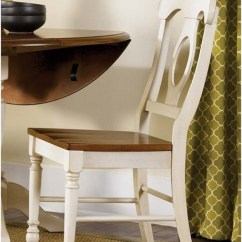 Liberty Dining Chairs Black Ladder Back With Rush Seats Furniture Low Country Napoleon Side Chair Linen Traditional By Homesquare