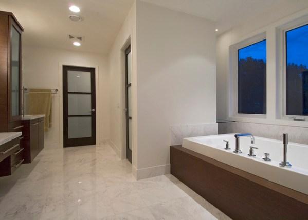 contemporary beach house bathroom Beach House - Contemporary - Bathroom - Vancouver - by kbcdevelopments