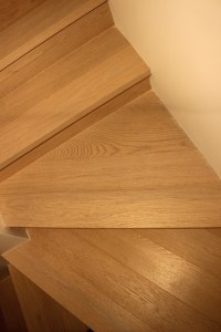 Hardwood stairs & wood staircase - Modern - Vancouver - by ...