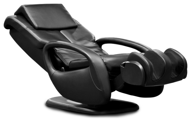 human touch chairs cross back dining uk whole body 5 1 massage chair contemporary black
