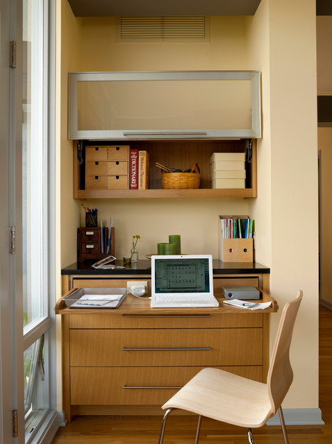MidCentury Remodel  Midcentury  Home Office  Seattle