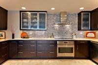 Condo Kitchen - Contemporary - Kitchen - Nashville - by ...
