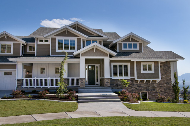 Modified Telluride By Candlelight Homes  Traditional