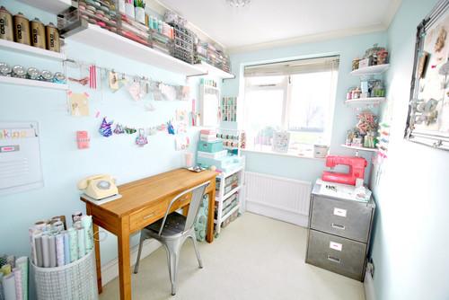 Lavender Cottage - Craft Rooms