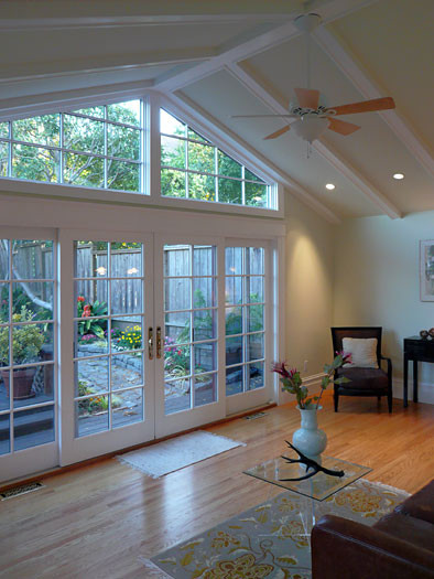 Klopf Architecture  Sun Room Addition  Traditional