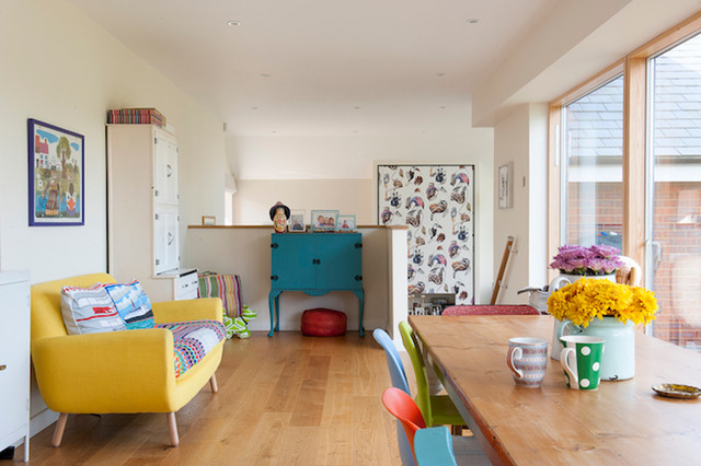 Houzz Tour A Brandnew Home Personalised With Vintage
