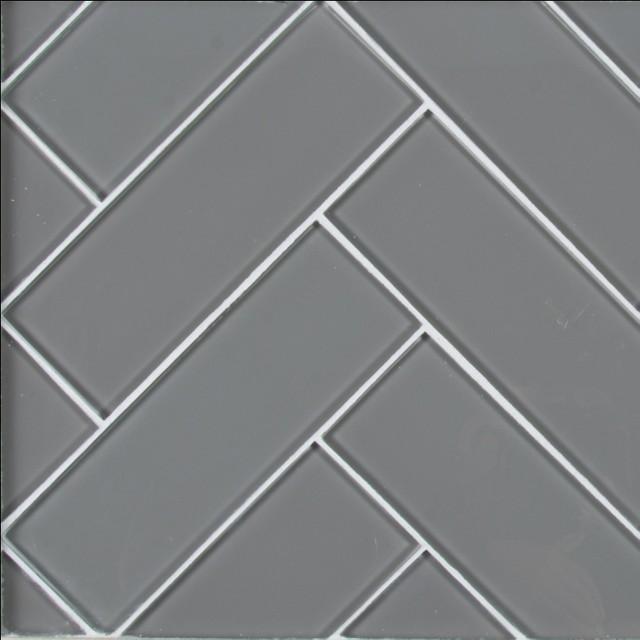 pebble 3x9 backsplash glass subway tile sample
